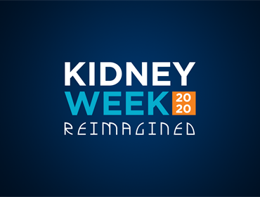 ASN Kidney Week 2020 Reimagined