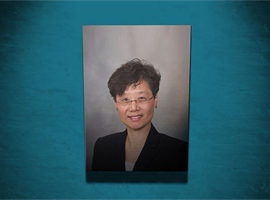 In Recognition of WIN Members: Qi Qian